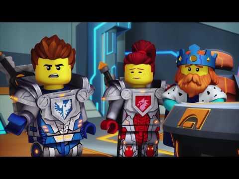 Lego Nexo Knights - 9 Kniha úplného zla