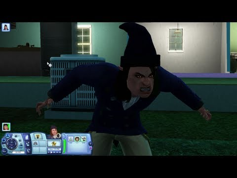 The Sims 3 Supernatural Gameplay