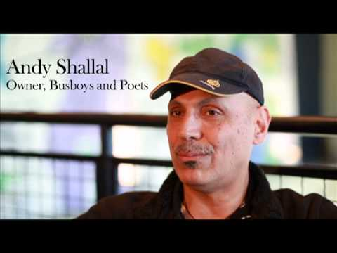 Andy Shallal - Arab American Experience Interview