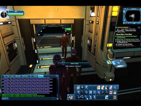 "STO| RISE OF THE REDSHIRT S2E30 ""Temporal Ambassador"""