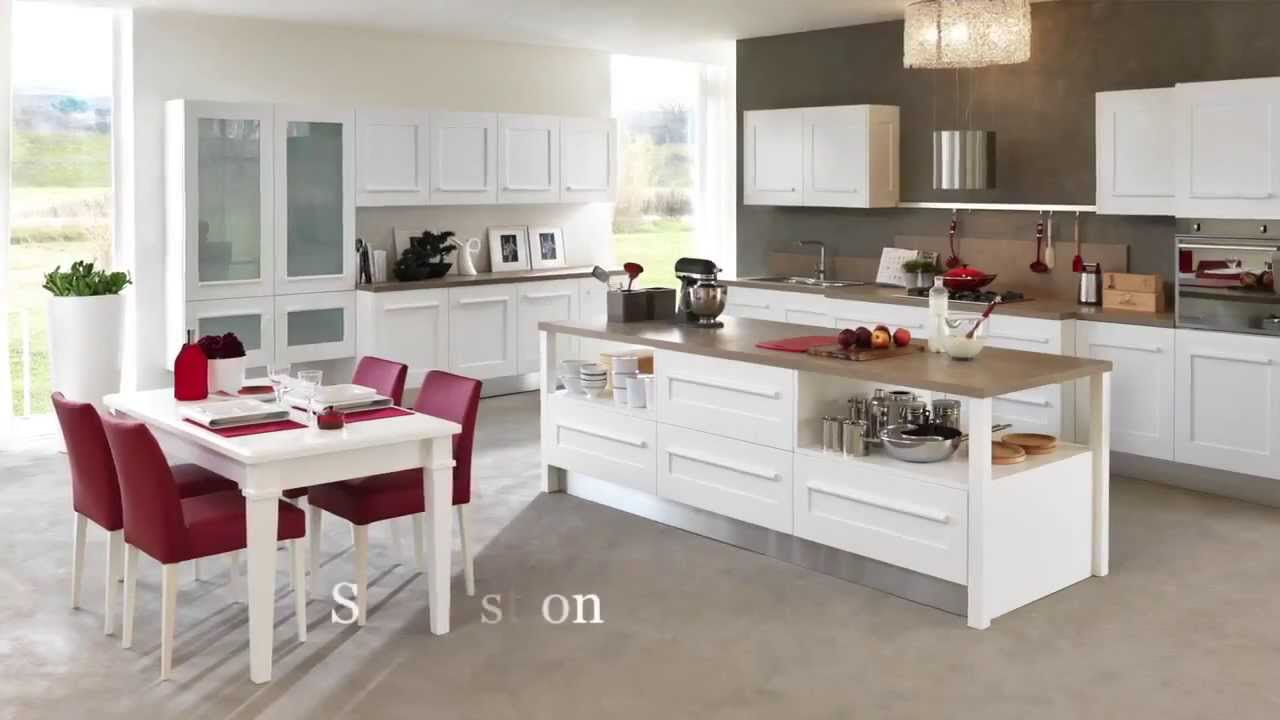 Cucine Lube GALLERY - YouTube