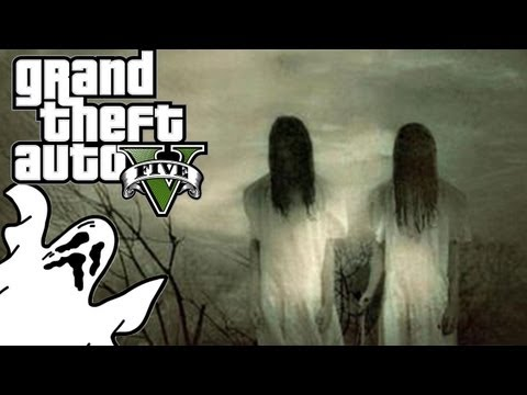 GTA 5 - GHOST OF MOUNT GORDON (Easter Egg) [GTA V]