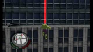 The Incredible Hulk Movie Game Walkthrough Part 28 (Wii