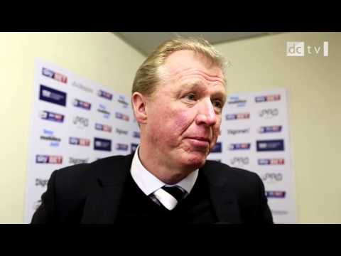 DERBY COUNTY Vs WIGAN ATHLETIC | Steve McClaren Post Match
