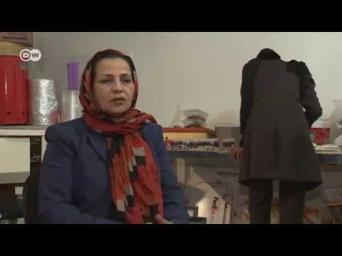 Afghan Women Get Busy | Global 3000