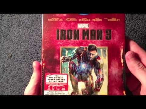 Iron Man 3 launches Disney's Digital Copy Plus in Australia