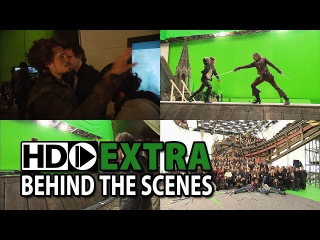 The Three Musketeers (2011) Making of & Behind the Scenes (Part5/5)