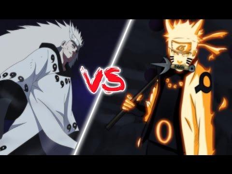 Naruto VS Madara Español latino