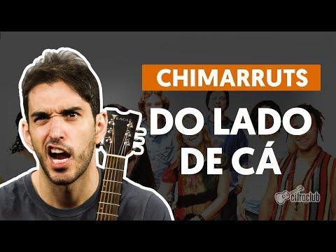 Do Lado de Cá - Chimarruts (aula de violão simplificada)