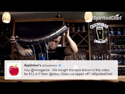 .@Applebees - You call the Shots (reply to @ilovegarick) #SpiritedChef