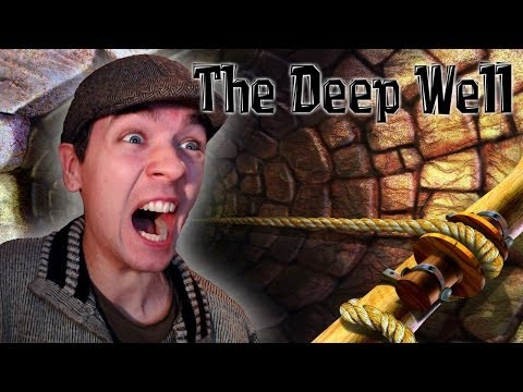 The Deep Well | I CAN'T SEE ANYTHING! | Jack's Halloween Special