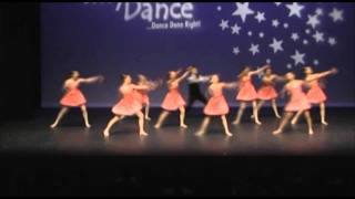 Jazz dance Competition - Ordinary Day - Fit for a Feast