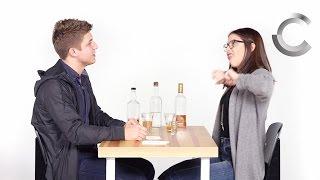 Siblings Play Truth or Drink