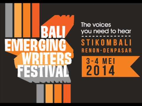 Hard Rock Radio Promotion - 2014 Bali Emerging Writers Festival