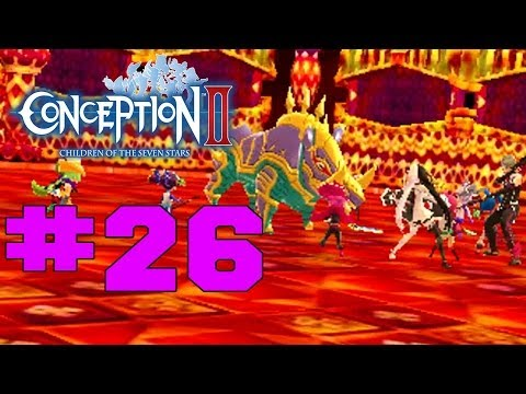 Conception II: Children of the Seven Stars 3DS - English Walkthrough Part 26