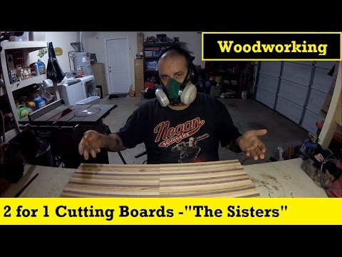 Cutting Boards - The Sisters - 2 for 1