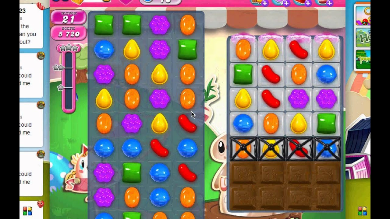 Level 149 Candy Crush How To Win