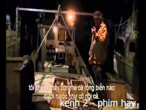 Phim Kinh Dị QUái Vật Biển Xanh