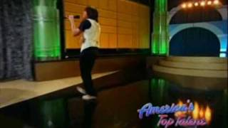 Mitchel Musso Singing Let's Do This By Hannah Montana