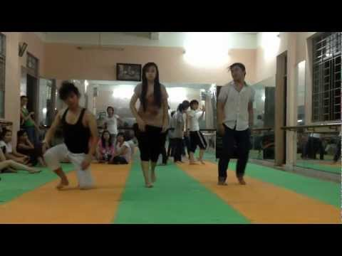 SEXY LOVE - T-ARA dance cover by Blackwingsdance