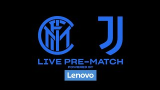 LIVE! | INTER vs JUVENTUS | INTER TV PRE-MATCH powered by LENOVO | 2020/21 SERIE A ⚫🔵🇮🇹??? [SUB ENG]