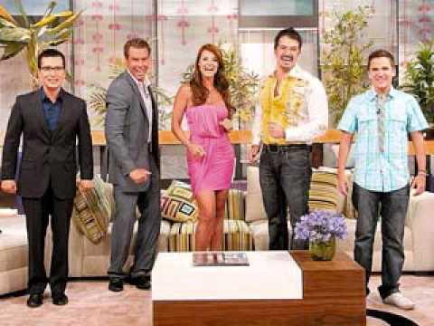 Felipe Camiroaga,Tonka Tomicic,Carolina de Moras,Fernando del Solar,Maritere Alessandri