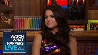 Selena Gomez on Why Chloe Grace Moretz and Brooklyn Beckham Broke Up | WWHL
