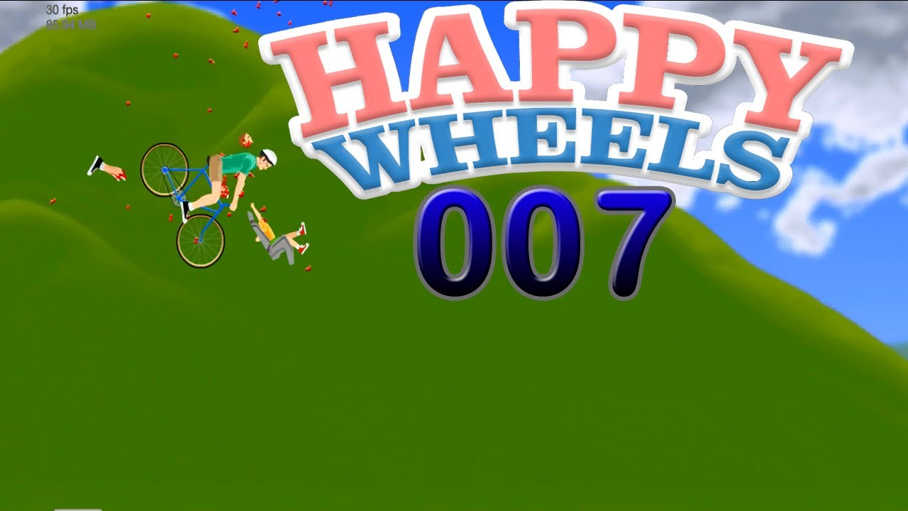 happy wheels vollversion