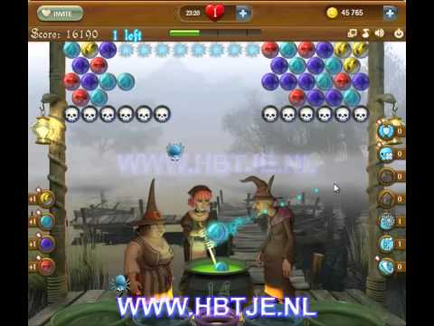 Bubble Witch Saga level 65