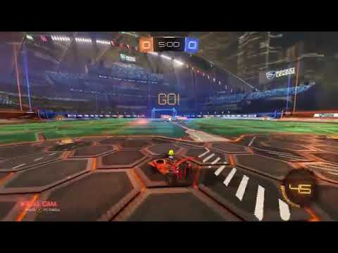 Rocket League gameplay / GAMEING BIRD