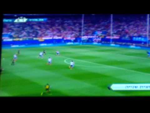 Atletico madrid vs Barcelona 1:0 UEFA Champions league quarter finals