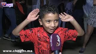 بالفيديو: أصغر طفل حضر فحفل التسامح بأكادير..جيت غير نرتاح و نسمع الموسيقى الزوينة |