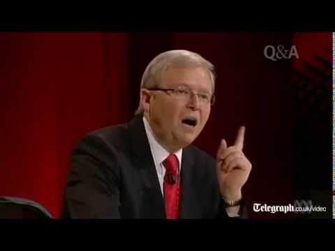 Kevin Rudd launches passionate defence of gay marriage