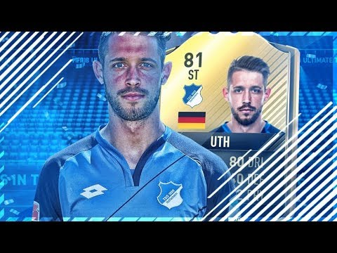 THE RTG LEGEND GETS AN IF! IF UTH! FIFA 17 ULTIMATE TEAM