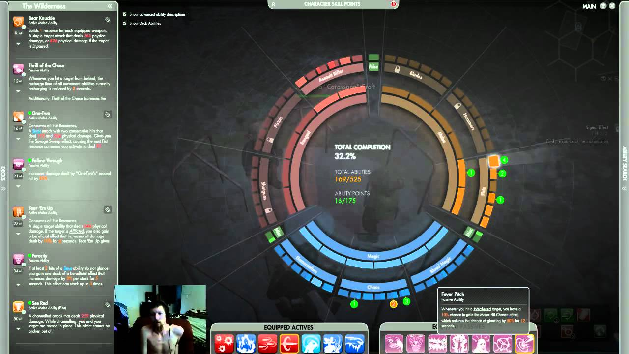 Secret world elemental blade build