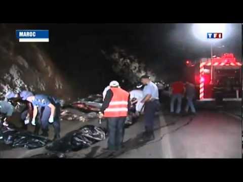 مصرع 44 شخص على الأقل في حادثة سير بالحوز