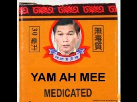 Yam Ah Mee - Returning Officer Extraordinaire