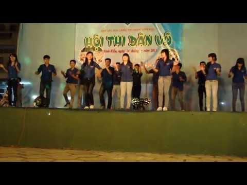 2013_07_26 - Dân vũ LK World Cup - Waka Waka