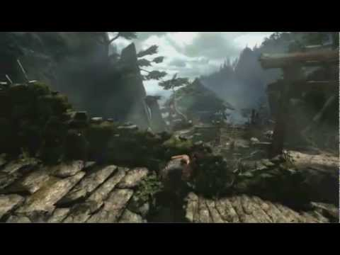 Tomb Raider - E3 2012 Gameplay Demo Walkthrough [HD] (Xbox 360/PS3/PC)
