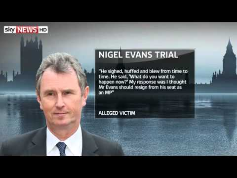 Nigel Evans Sex Trial: MPs 'Failed' Victims