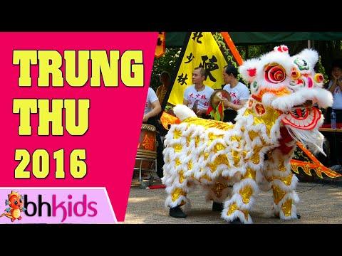 Tùng Rinh Rinh | Nhạc Trung Thu Thiếu Nhi Múa Lân 2016