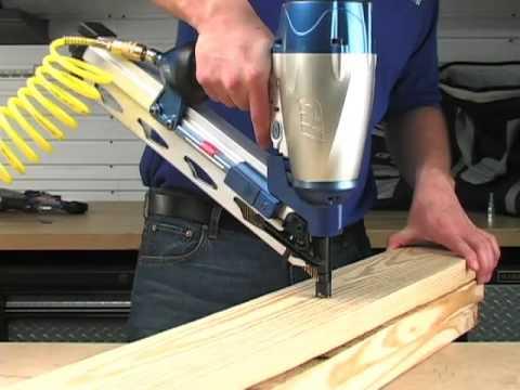 Jak używać gwoździarki campbell hausfeld Framing Nailer
