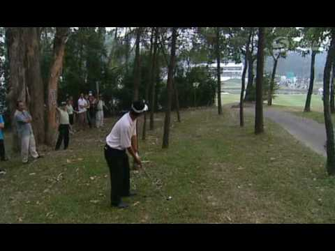 European Tour Golf UBS Hong Kong Open 2008