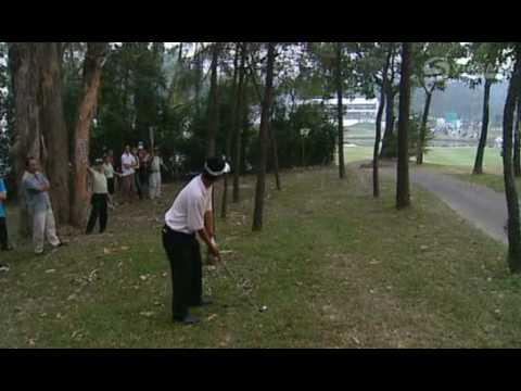 European Tour Golf UBS Hong Kong Open 2008