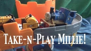 Thomas And Friends Trackmaster Village King Of The Railway