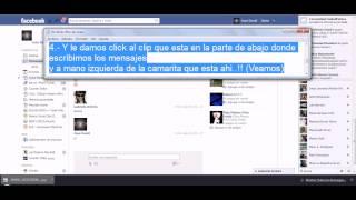 Como Enviar Archivos Por Chat De Facebook