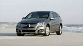 All new Mercedes R-Class 2011 Facelift Exterior videos