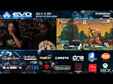 EVO 2014 *FULL* Top 8: Ultra Street Fighter 4 (Unedited)