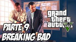 GTA V Detonado História Parte 9 Breaking Bad