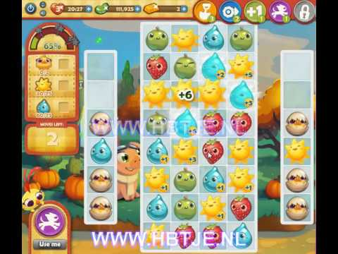 Farm Heroes Saga level 278